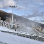 Wintergreen : Snowmaking Begins! (Video)