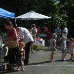 Schuyler Community Farmer's Market : August 1, 2009