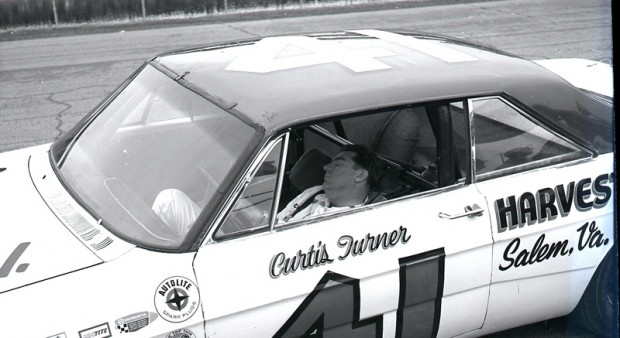 """""""I get all the sleep I need waiting for a stoplight to change,""""  Curtis Turner often said."""