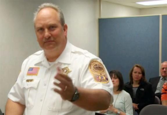 Sheriff Shannon Zeman