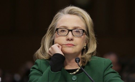 Hillary Clinton: Facing a long, hard fight?