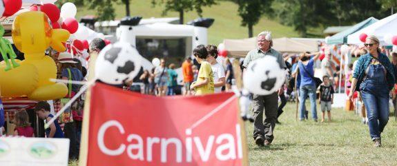 The Floyd County Livestock Show and Fair on Saturday.