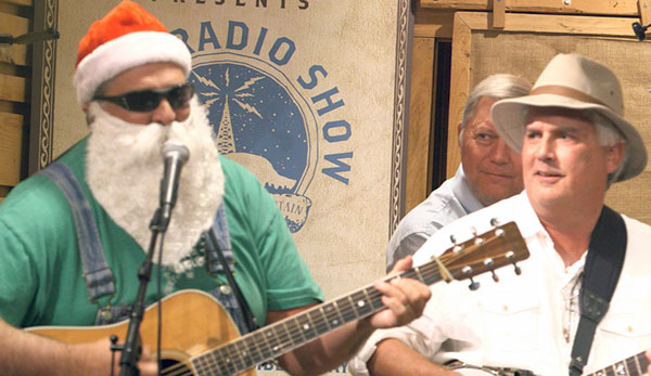 December weekend with music, arts and Santa