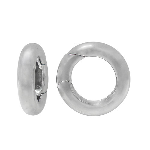Continuous Round – Sterling Silver clasp, 20mm
