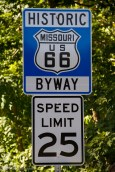 Route 66, Missouri