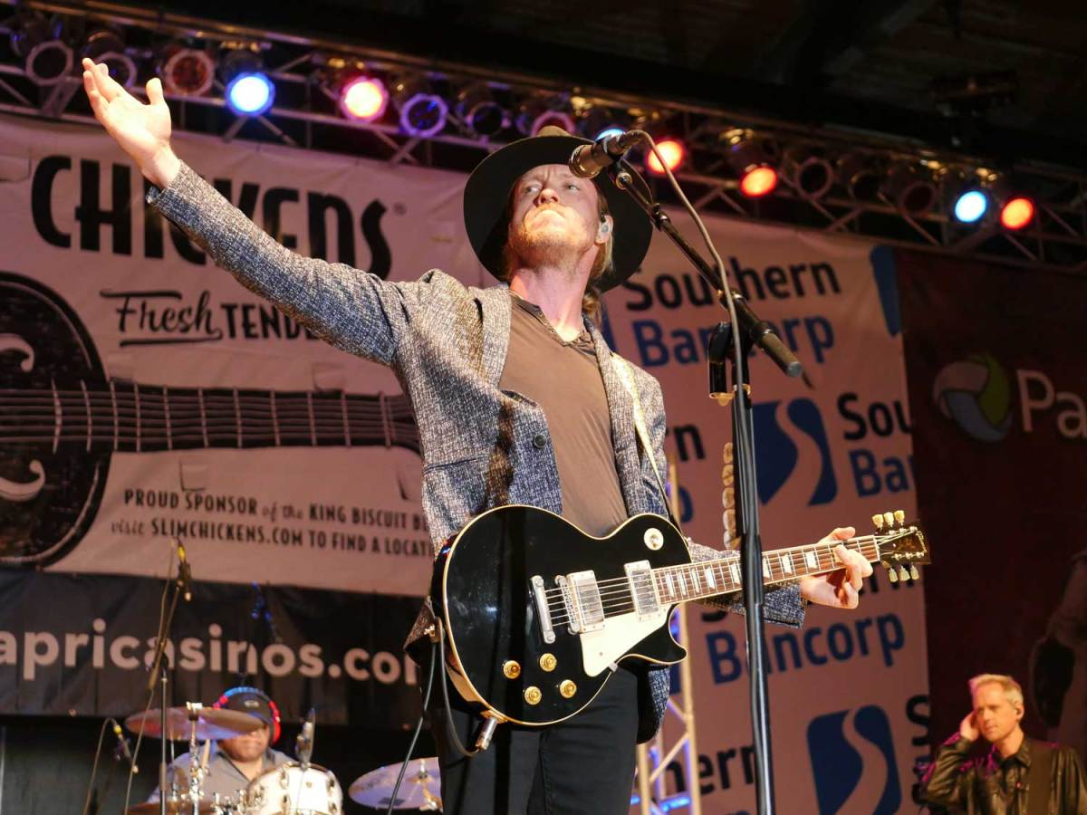 2019 King Biscuit Blues Festival