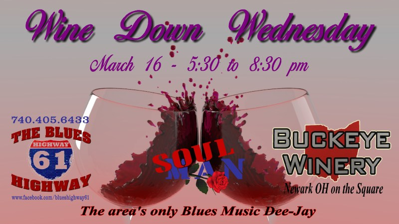 Wine Down Wednesday March
