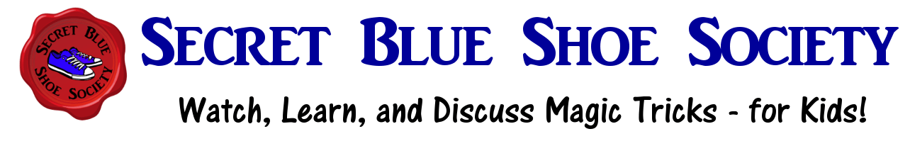The Secret Blue Shoe Society – Watch, Learn, and Discuss