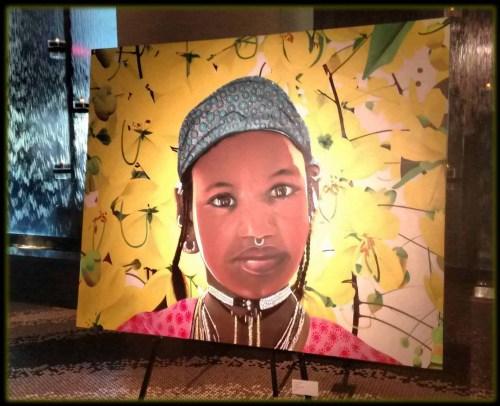 art in hotel