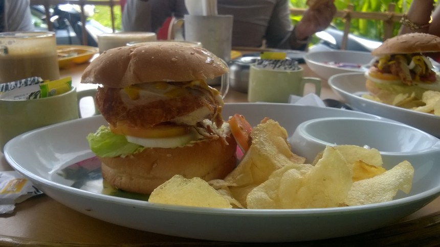 goa restaurant burger