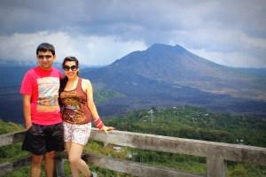 Mount Batur - Volcano in Bali