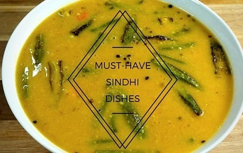 must have sindhi food