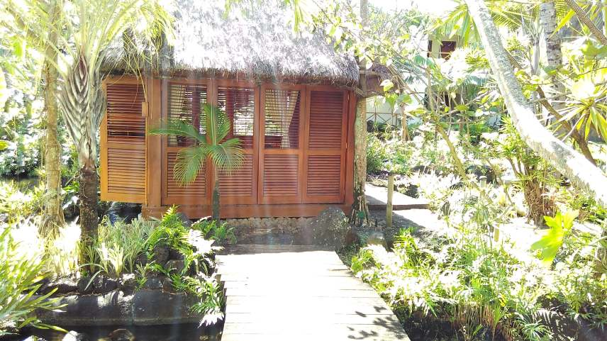spa at One&Only Le Saint Geran