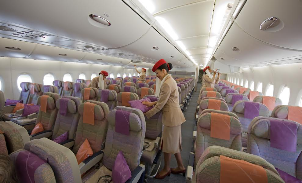 Airline Review: Emirates A380