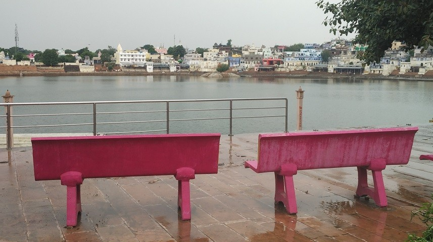 Pushkar city travel blog