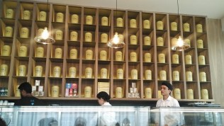 TWG Tea at Roasted