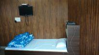 Room at Samadhi hotel rishikesh