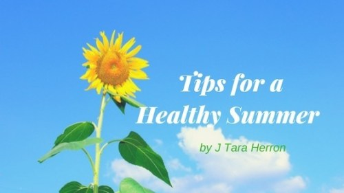 spa and diet tips for summer
