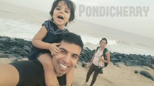 Take tips from this couple for travelling with kids