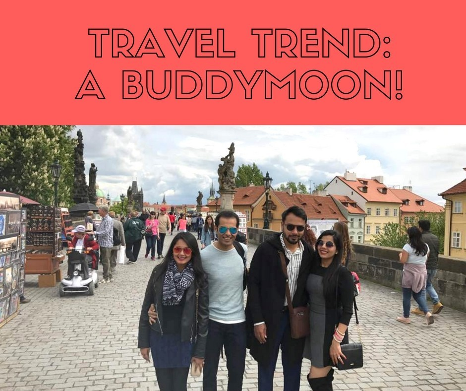 A Trip of a Lifetime: Honeymoon with Friends!