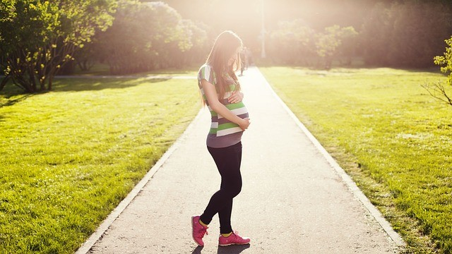 Ways to Lose Pregnancy Weight