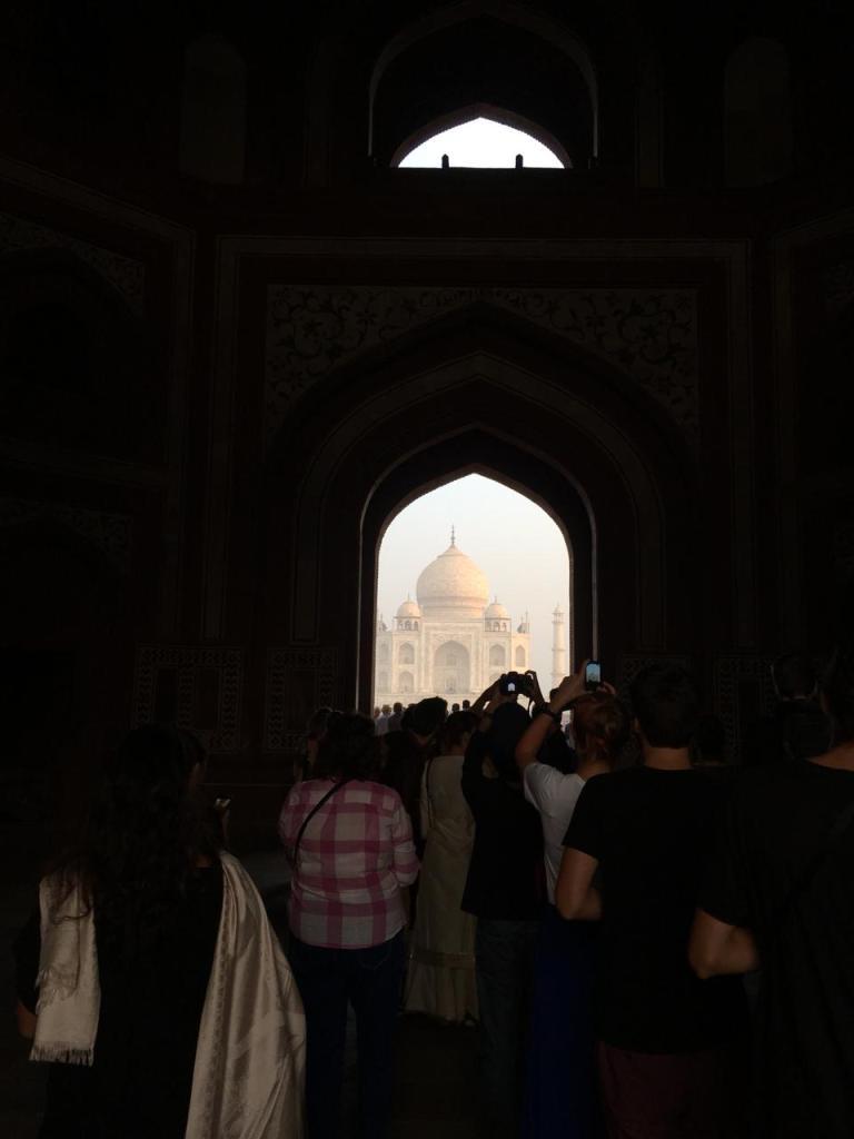 visit to Agra