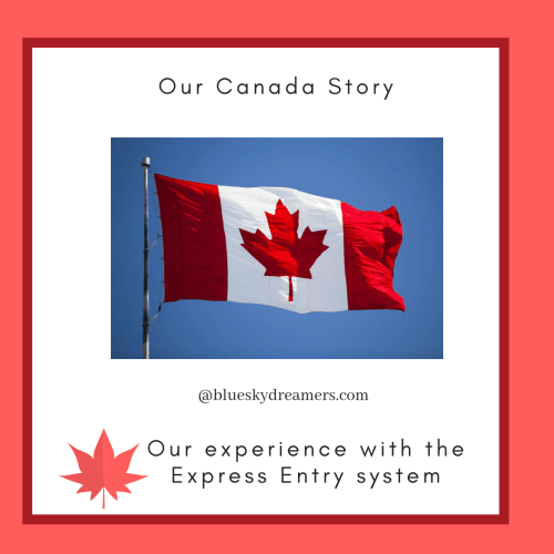 canada express entry blog
