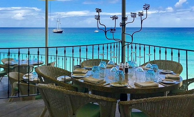 Sunday is the new Friday at The Cliff Beach Club, Barbados