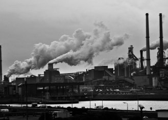 Industrialization and environmental contamination