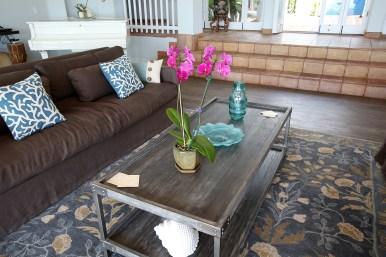 Vacation rental Lahaina, Living room