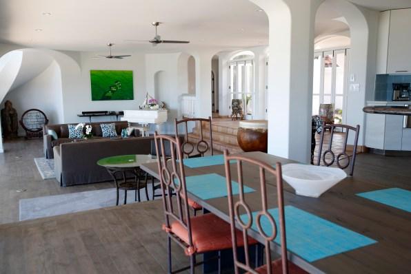 Lahaina Vacation dining room