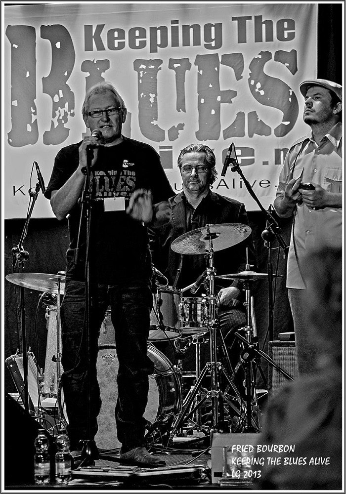 CLAUDE BOURBON 29-09-2013 Keeping The Blues Alive