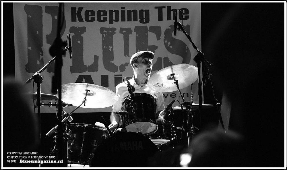 Keeping The Blues Alive - Robbert Fossen en Peter Struijk Band - 24-11-2013 (32)