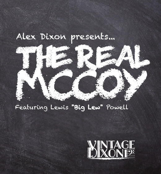 Alex Dixon - The Real McCoy