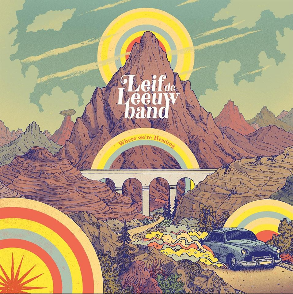 Leif De Leeuw Band – Where We're Heading