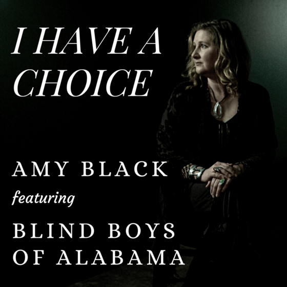Amy Black featuring The Blind Boys of Alabama
