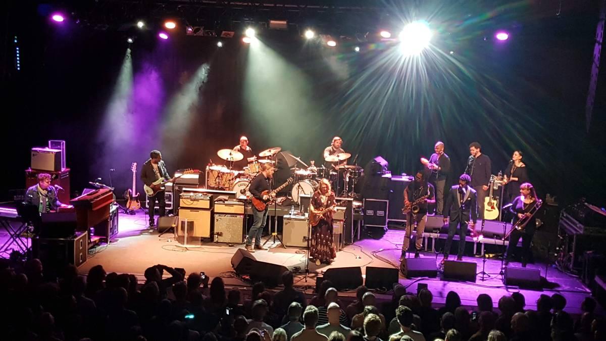 Koncertanmeldelse: Tedeschi Trucks Band, Amager Bio, København