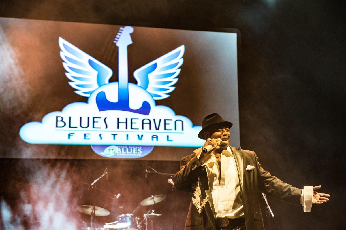 Fornem international hæder til Blues Heaven Festival