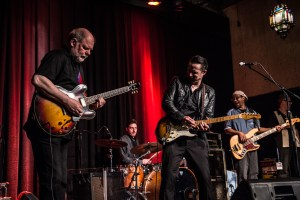 Kai Strauss & the Electric Blues Band. Foto: Frank Nielsen