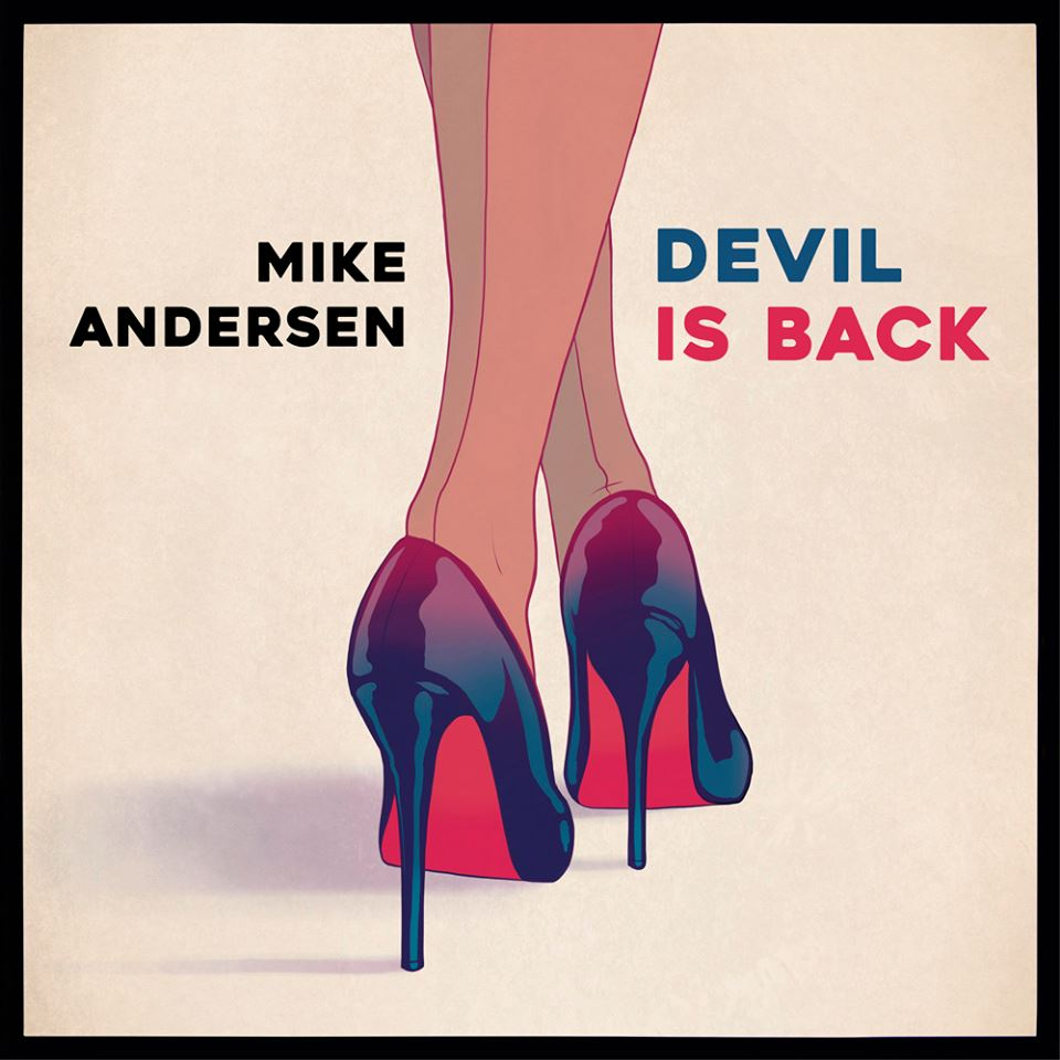 Anmeldelse: Mike Andersen: Devil is back (Nordic Music Society NORDIC 170)