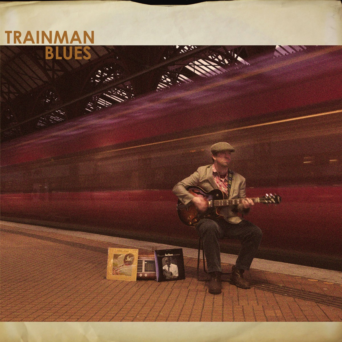 Anmeldelse: Trainman Blues: Trainman Blues (Straight Shooter)