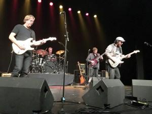 Ole Frimer Trio og Vidar Busk på Horsens Blues Festival 2016
