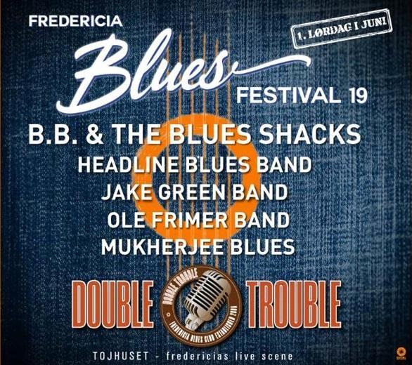 Fredericia Blues Festival 2019