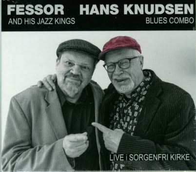 Anmeldelse: Fessor and his Jazz Kings/Hans Knudsen Blues Combo: Live i Sorgenfri Kirke (Olufsen Records DOCD5970)