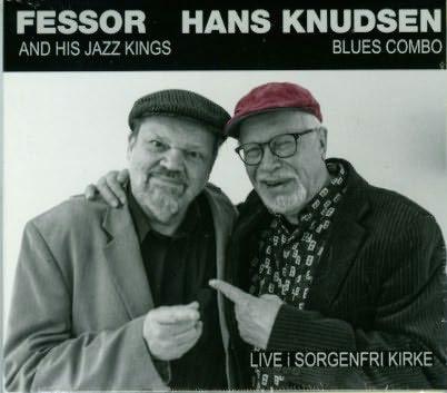Anmeldelse: Fessor and his Jazz Kings/Hans Knudsen Blues Combo: Live i Sorgenfri Kirke (Olufsen Records DOCD5970)