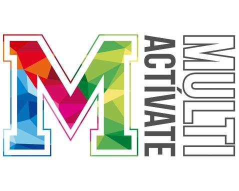 Diseño Logotipo Multiactívate