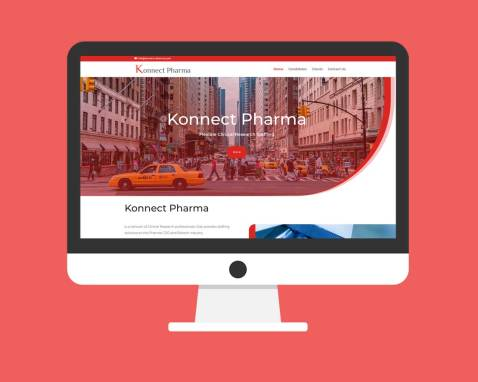 Página Web Konnect Pharma
