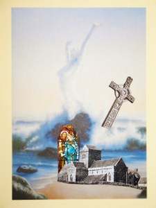 Isle of Iona ~ Christ and Mary Magdalene