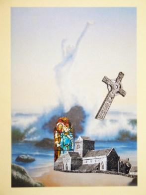 Isle of Iona ~ Christ and Mary Magdalene