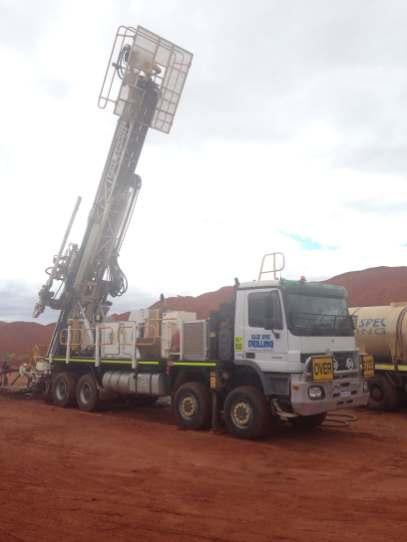 bluespec drilling Australia